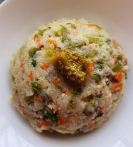 Vegetable Upma: How to make Vegetable upma