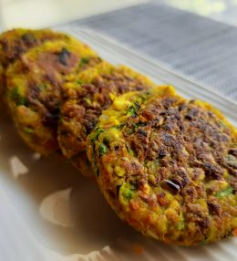 The Amazing veg cutlet recipe for weight loss